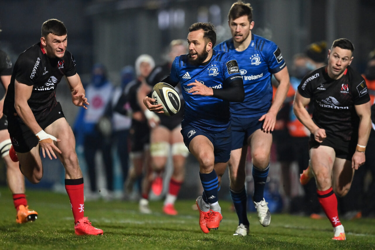 Gibson-Park looks back on five years with Leinster Rugby