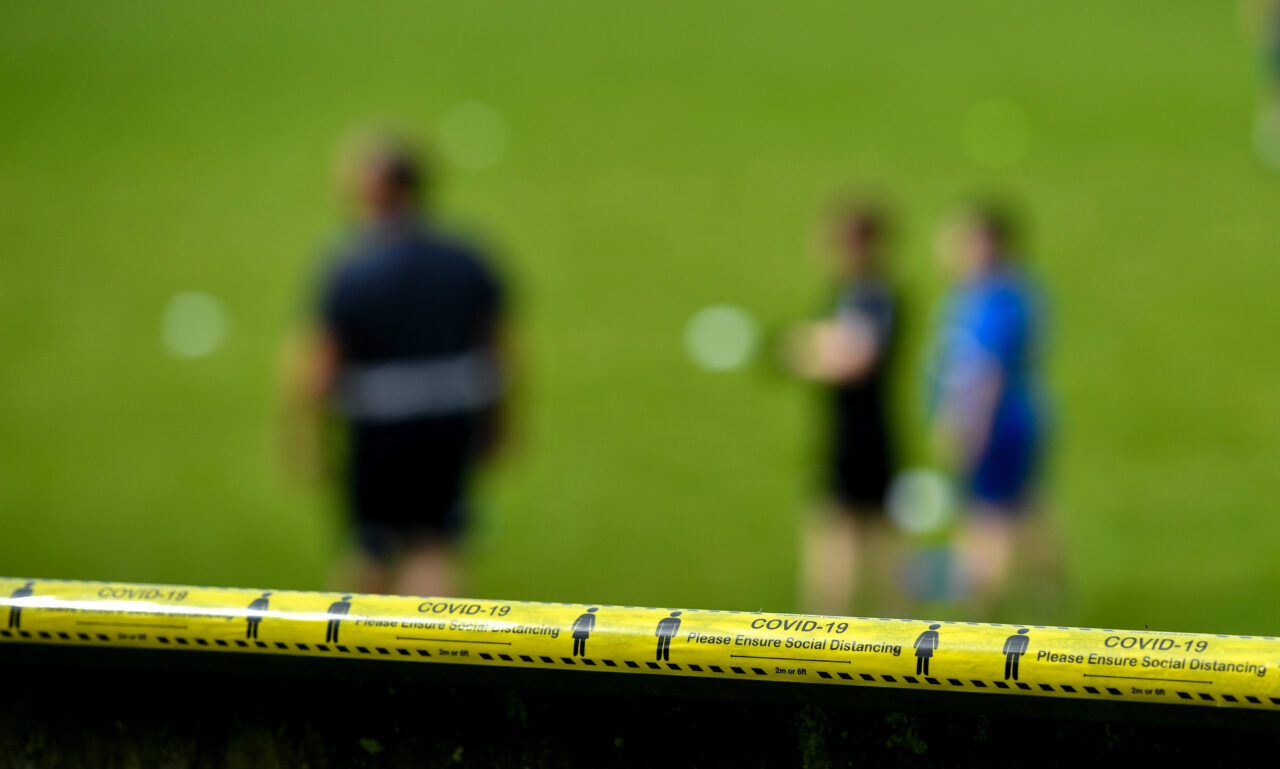 IRFU issue statement on plan for 'Living with COVID-19'