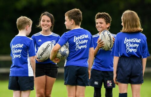 Leinster Rugby seeking coaches for Bank of Ireland Summer Camps