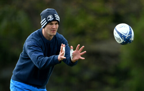 Cullen announces matchday squad to face Exeter