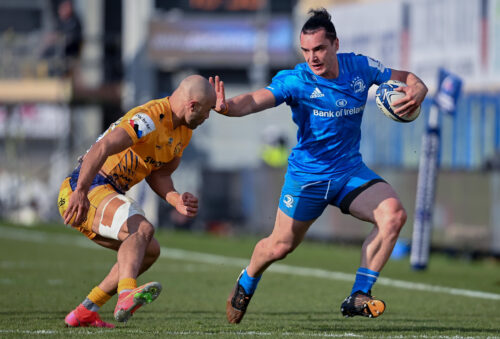 Match Report: Exeter 22 Leinster Rugby 34