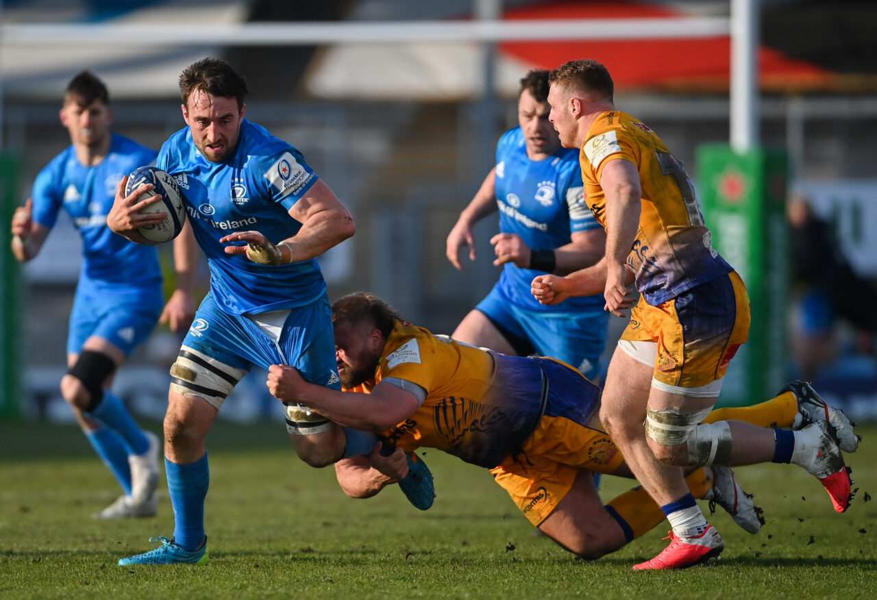 Global Broadcast Information – La Rochelle v Leinster