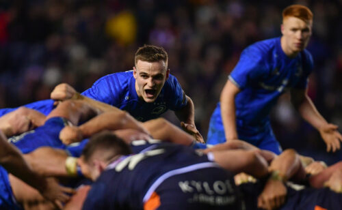 Nick McCarthy to re-join Leinster Rugby