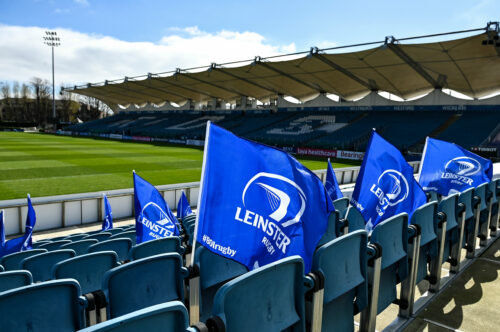 Leinster Rugby announce plans for Rapid Antigen Testing pilot