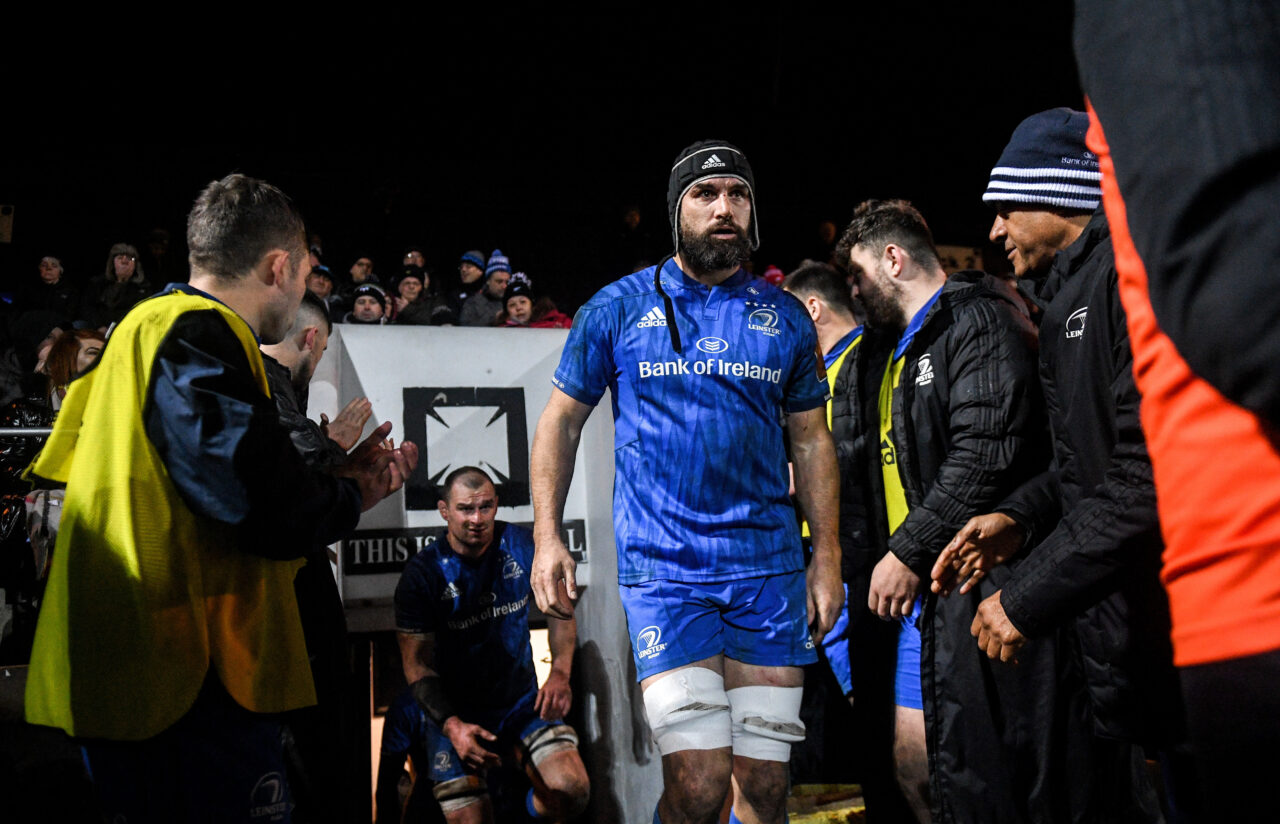 Scott Fardy to retire at the end of the season