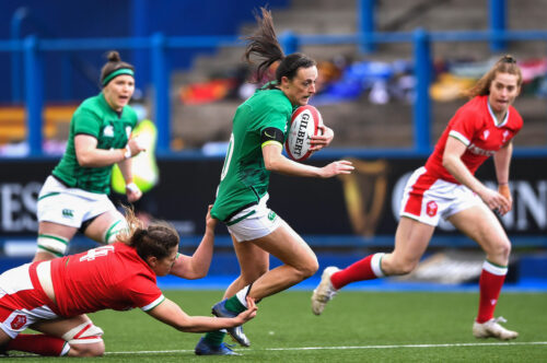 Ireland name unchanged starting XV for Women's Six Nations clash