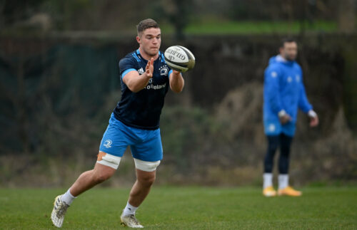 Scott Penny and Tommy O'Brien Resume Full Training
