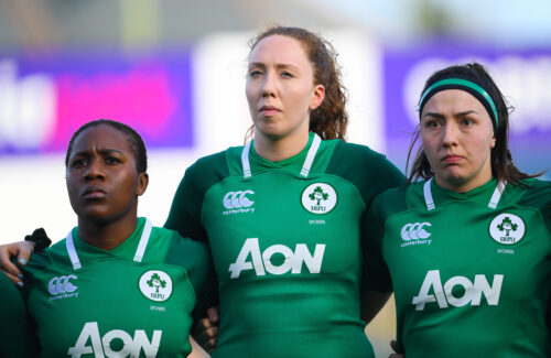 Ireland team named for Women's Six Nations play-off