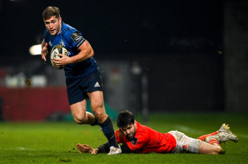 Read the Leinster v Munster digital match programme
