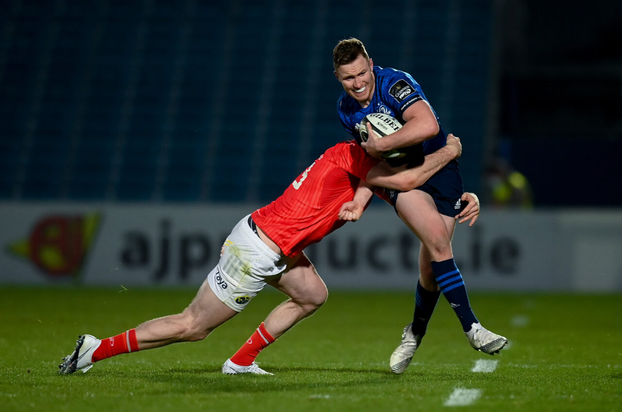 Match report: Leinster Rugby 3 Munster Rugby 27