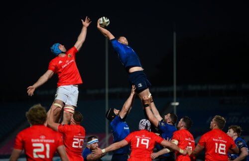 Gallery: Defeat for Leinster in Rainbow Cup opener