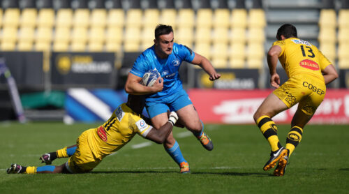 Match highlights: La Rochelle 32 Leinster Rugby 23