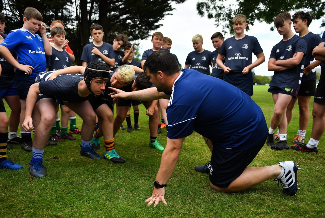 Bank of Ireland Leinster Rugby School of Excellence launched for 2021