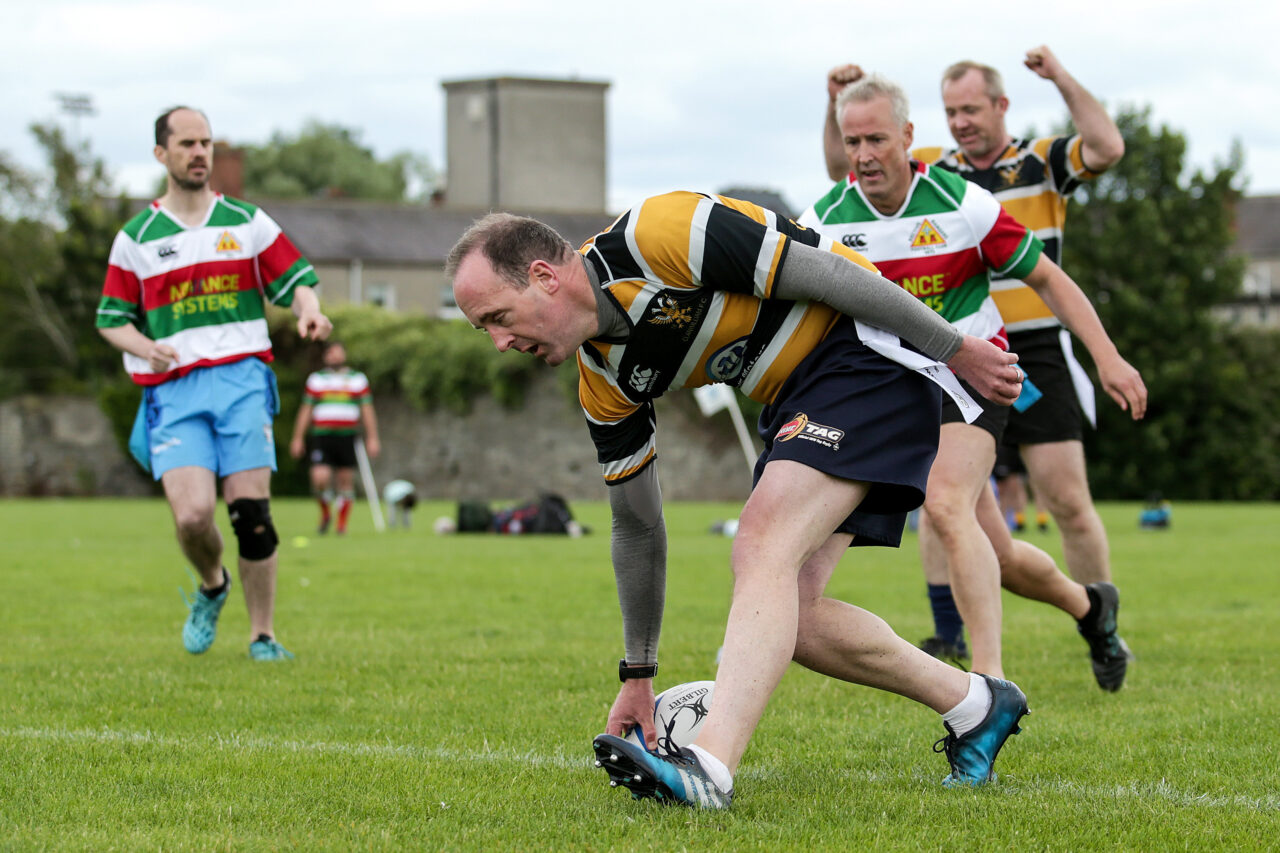 Sign up to the Bank of Ireland Tag Rugby programme