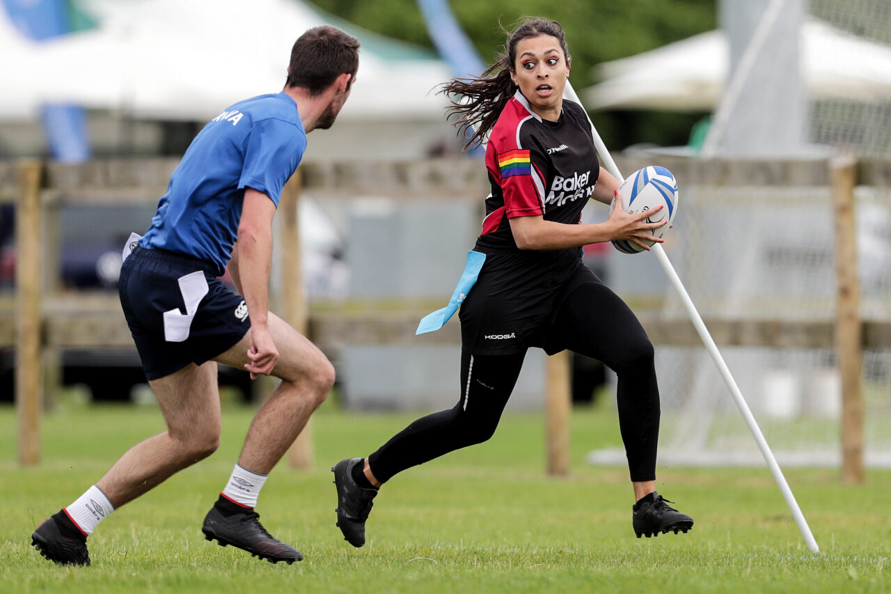 IRFU Tag Rugby programme goes provincial in 2021