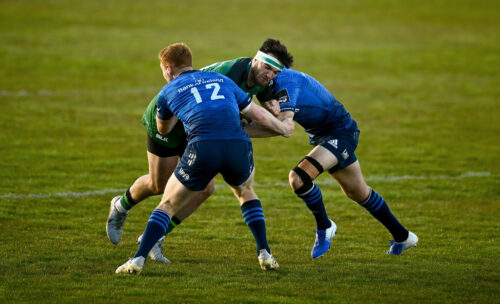 Extended match highlights: Connacht Rugby 21 Leinster Rugby 50