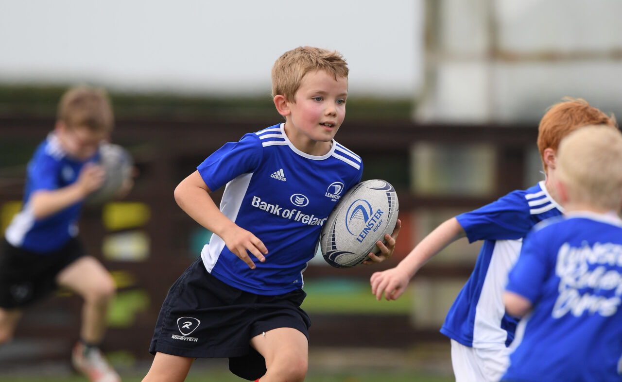 Bank of Ireland Leinster Rugby Summer Camps sold out