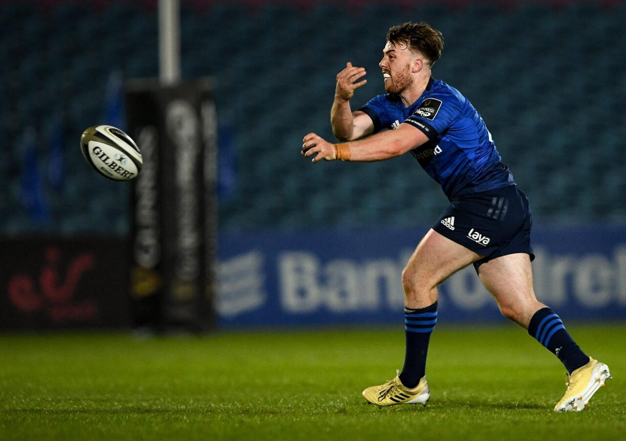 Hawkshaw to captain Leinster 'A' against Ireland U-20
