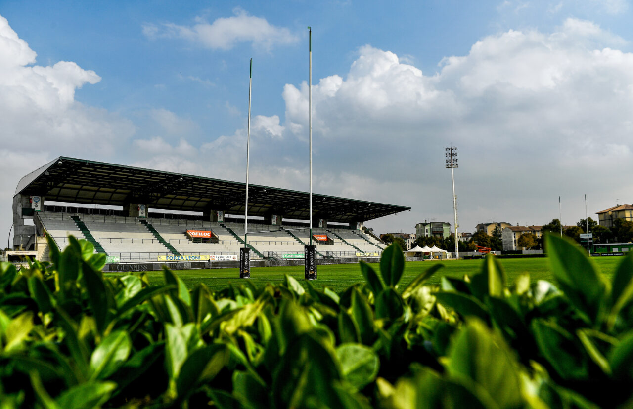 Italy to host North v South Guinness PRO14 Rainbow Cup final