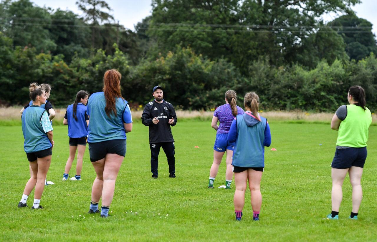 Leinster Rugby U-18 Girls squad announced