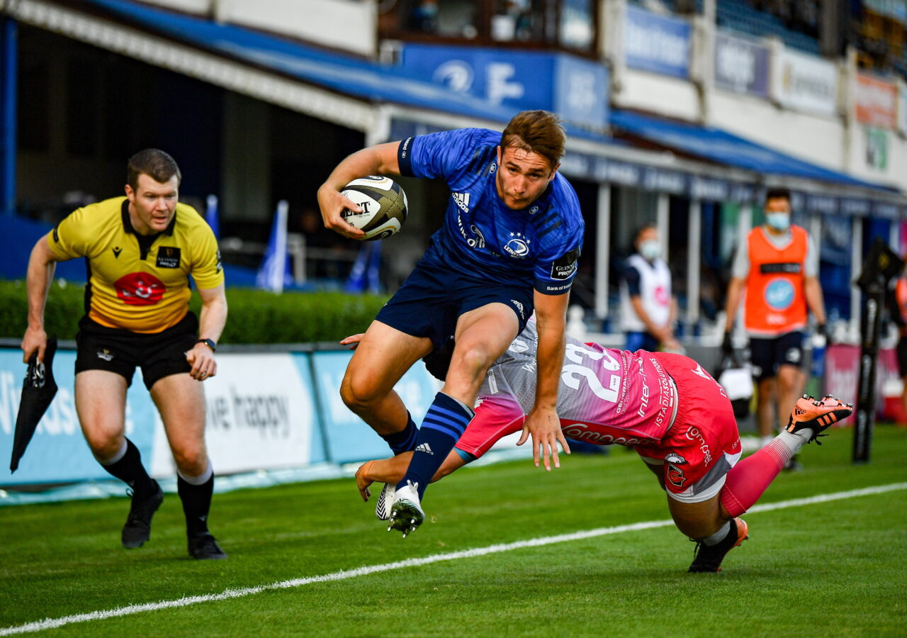 Match report: Leinster Rugby 38 Dragons 7