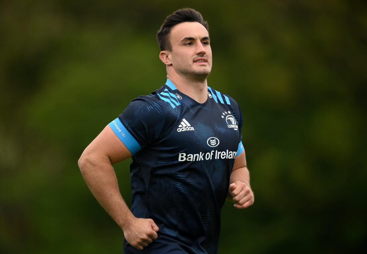 Kelleher to train with Lions squad in Jersey ahead of Japan clash