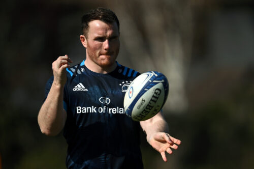 Uncapped trio included in Ireland squad for summer series