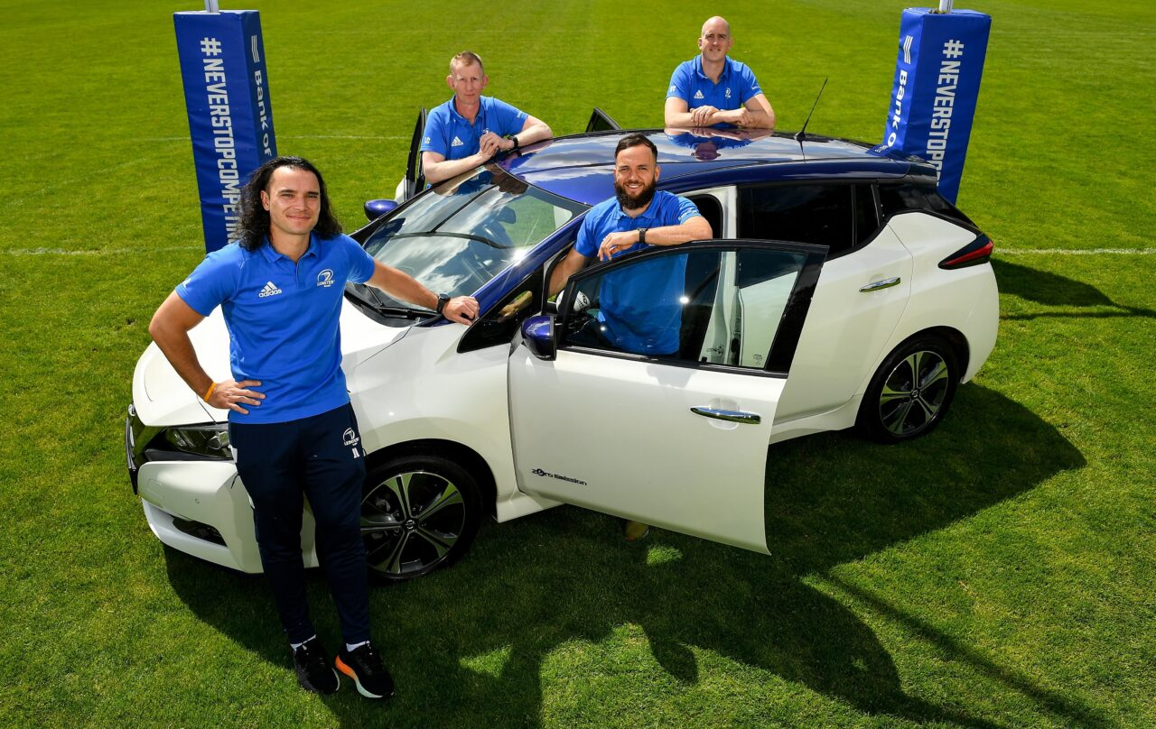 Leinster Rugby extend partnership with Windsor Motors