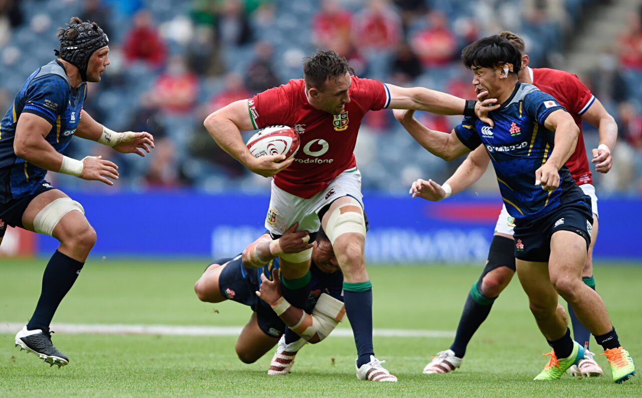Furlong and Conan among replacements for Lions v Sharks