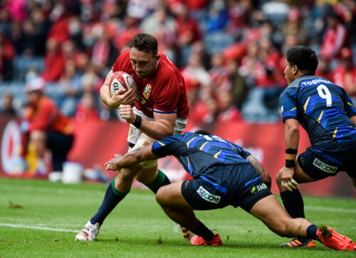 Leinster duo named in Lions starting XV to play Sharks