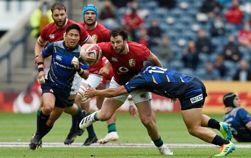 Henshaw Back from Injury to Start for Lions