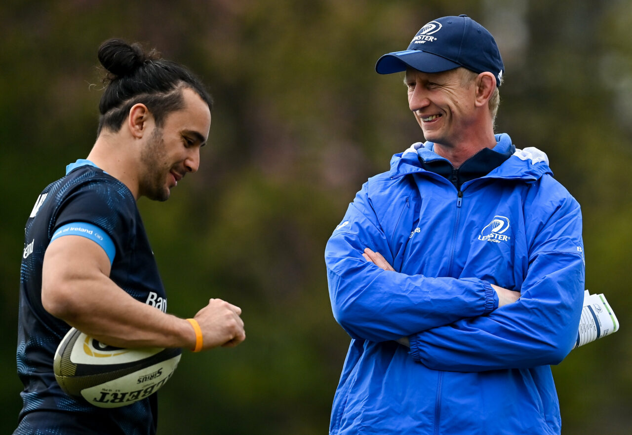 Across The Laighin: Leo Cullen reflects on the season that was