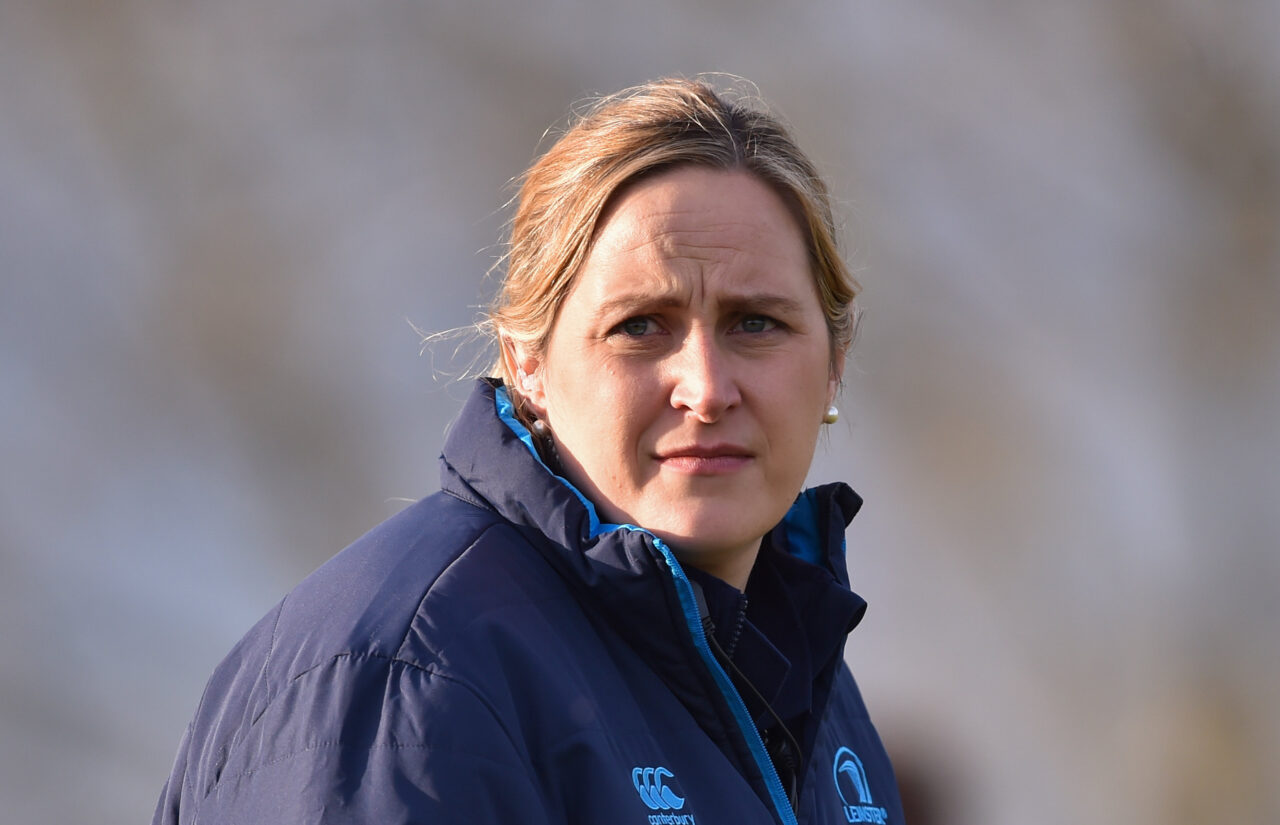 Across the Laighin: Lorna Quinn – Player, Coach, Manager, Administrator