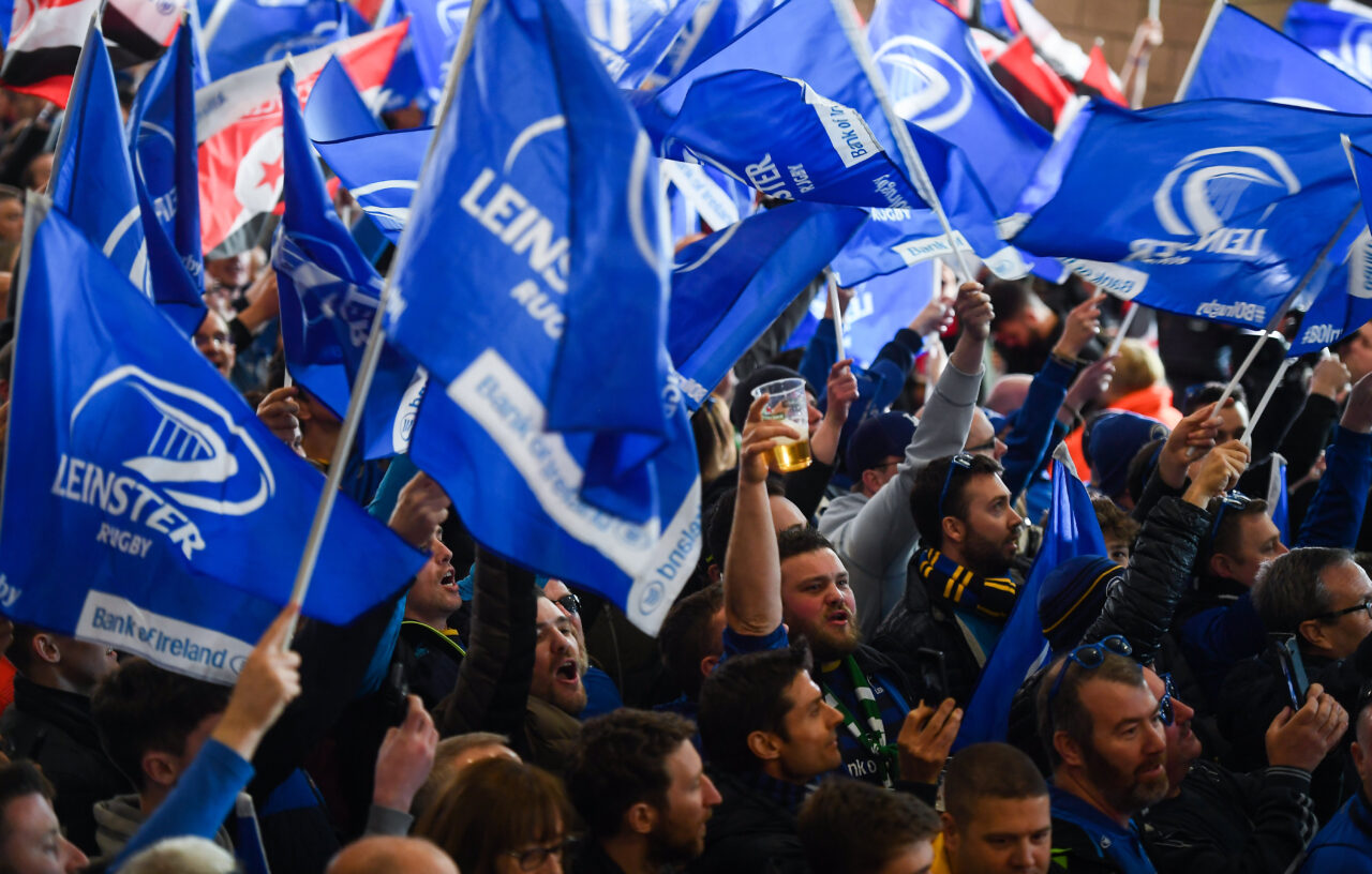 Official Leinster Supporters Club Committee 2021/22