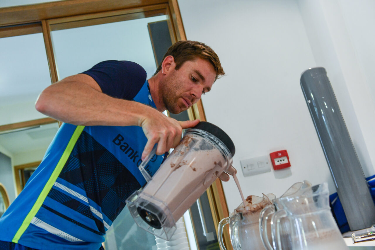 Across The Laighin: The Performance Nutrition Team at Leinster Rugby