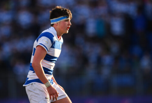 Leinster Rugby U-19 Team Named for First Round of Interprovincial Series