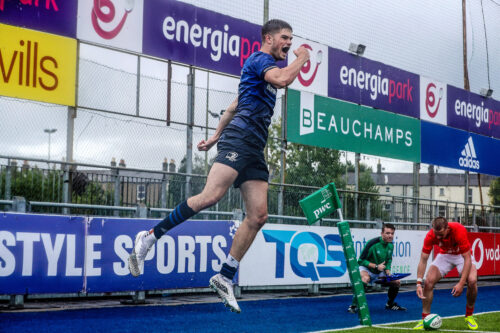 Leinster U-19s prove too strong for Munster