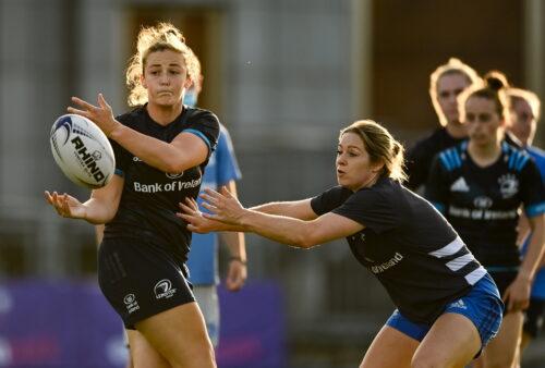 Gallery: Leinster team train ahead of interpro decider against Munster
