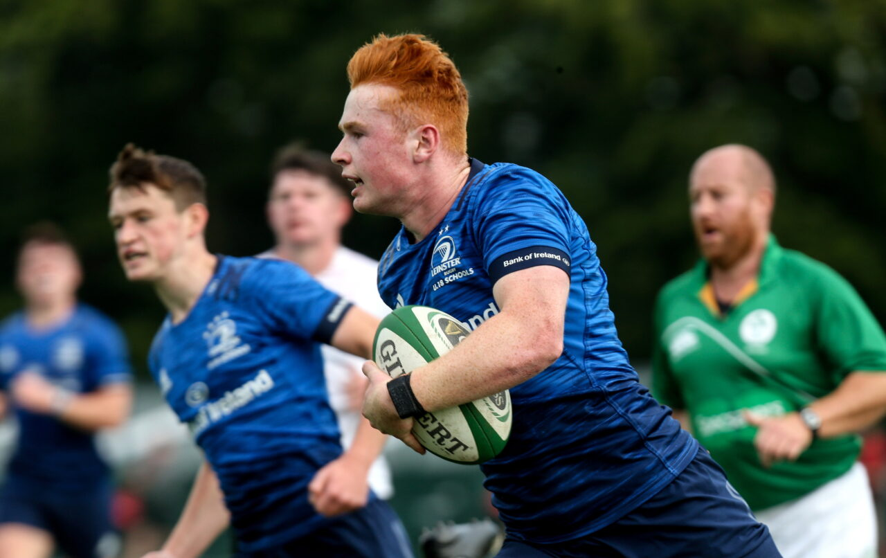 Preview: Leinster U-18 Schools take on Munster in Interprovincial Series