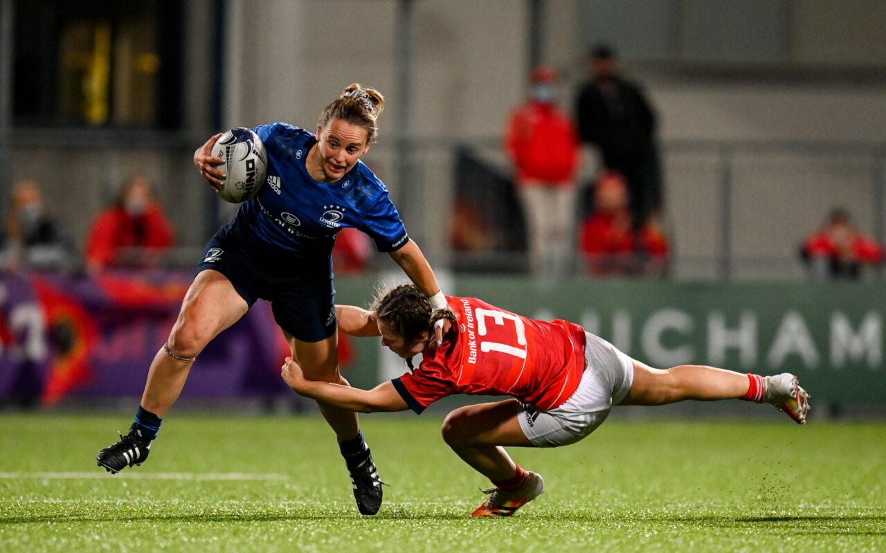 Match Report: Leinster Women 7 Munster Women 19