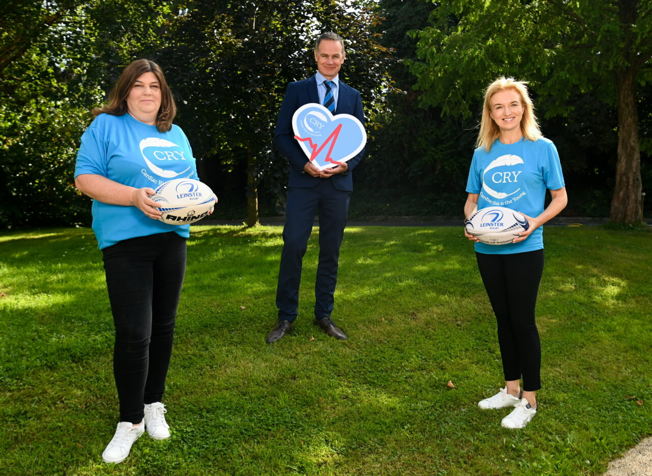 Cardiac Risk in the Young Ireland announced as latest charity partner