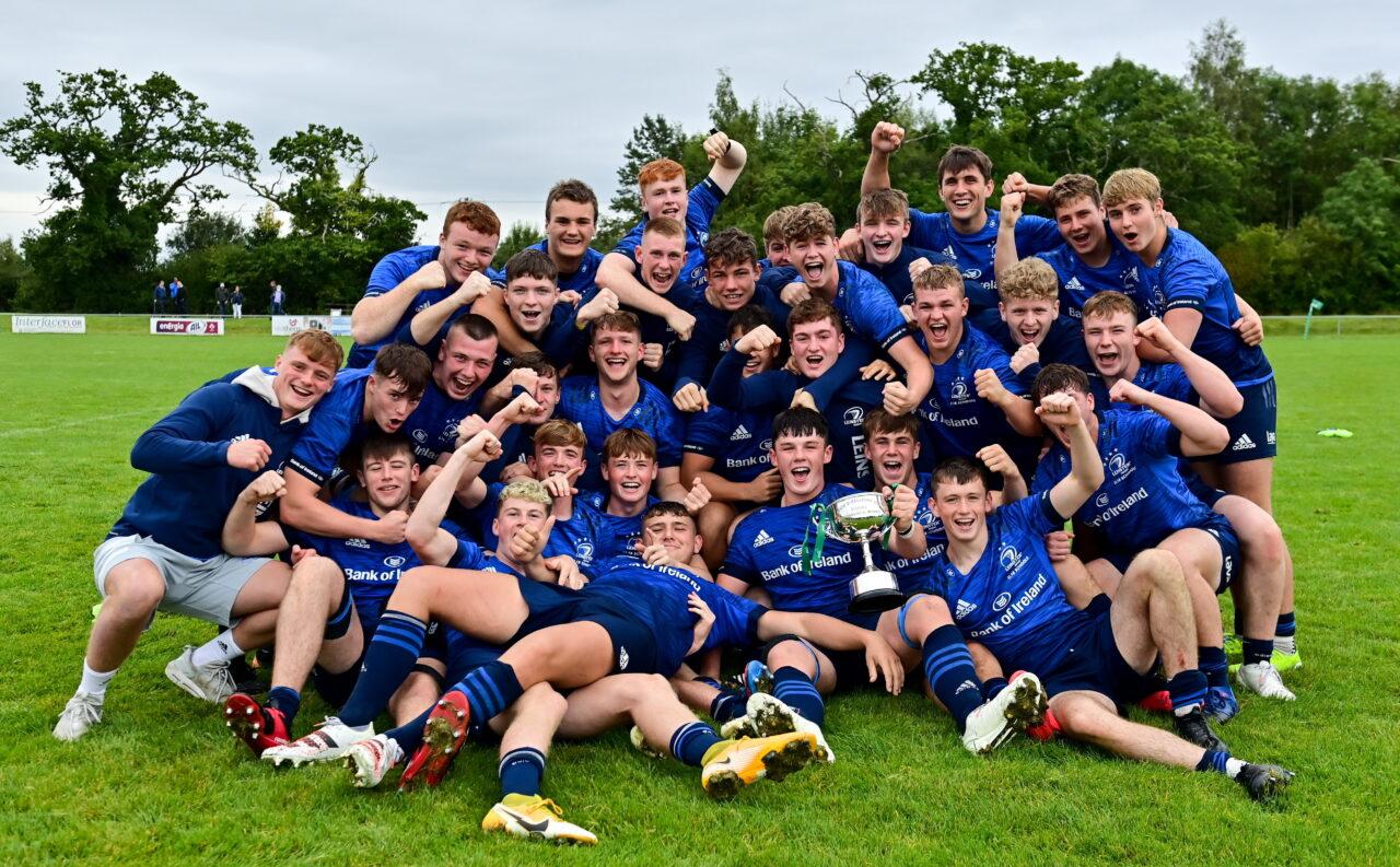 Leinster U-18 Schools side win interprovincial title