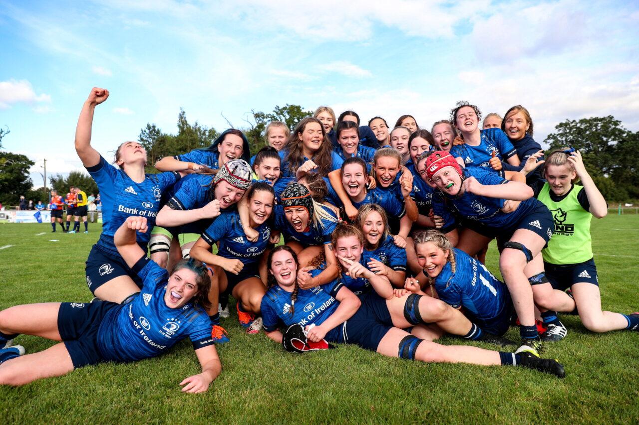 Leinster U-18 women are interprovincial champions