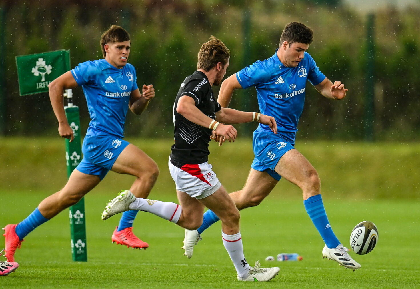 Broughton Selects Leinster Development XV for Connacht Clash