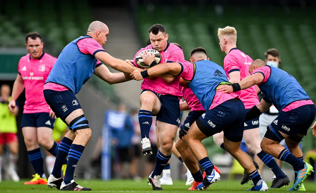 Leinster Rugby plays role in new contact training guidelines