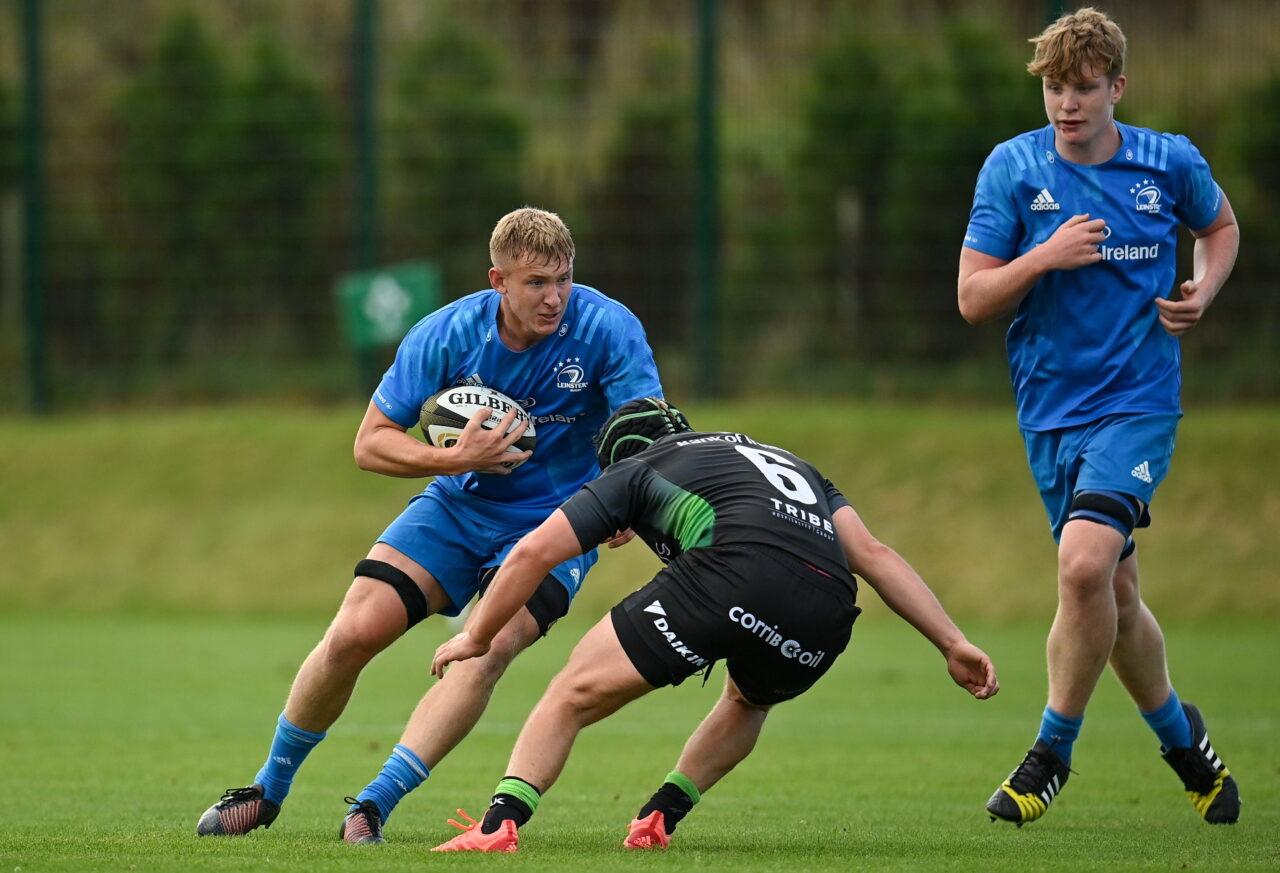 Leinster Development XV named for Munster clash