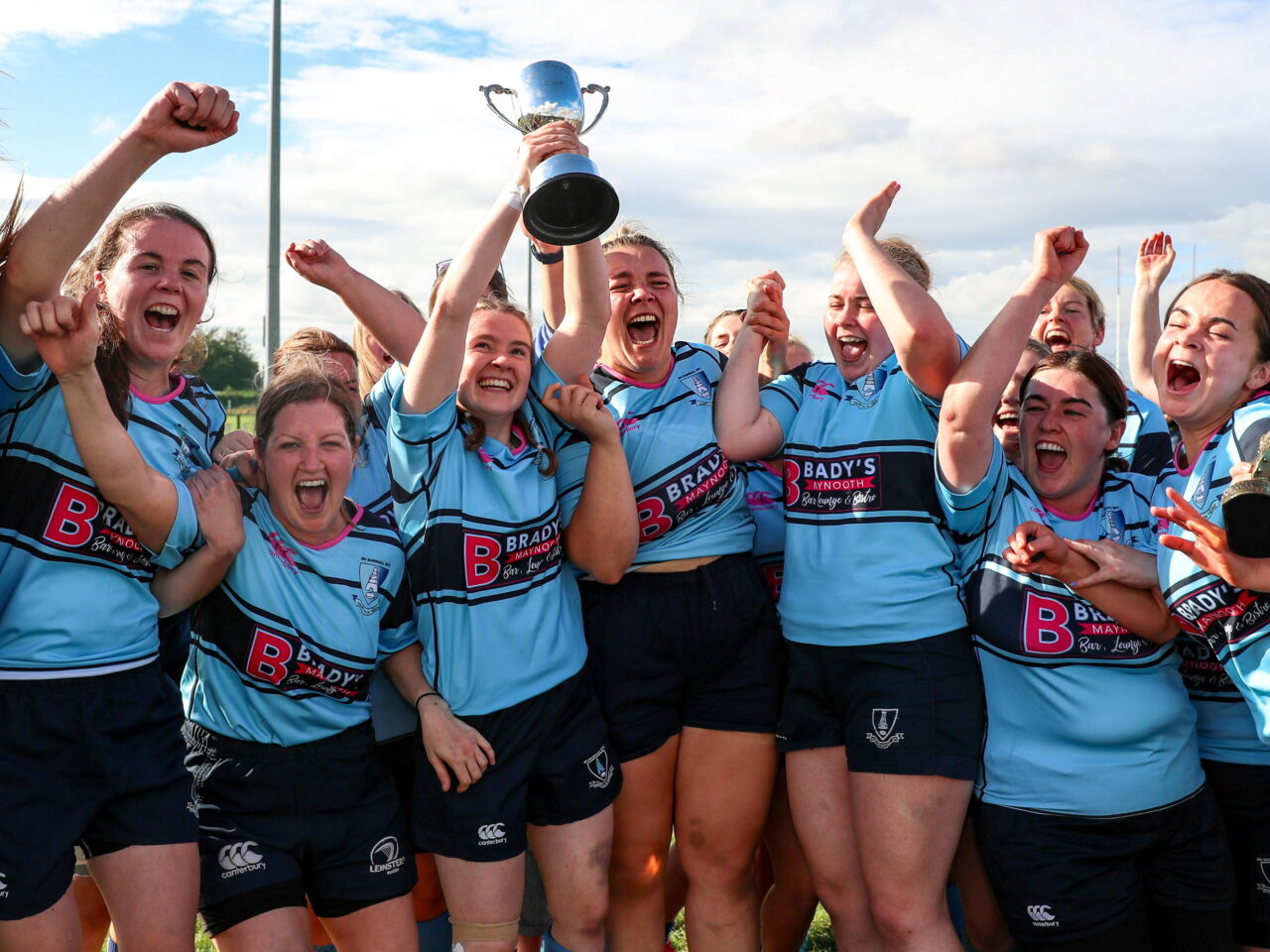 Cup glory for Longford, Tullamore, MU Barnhall and Blackrock College