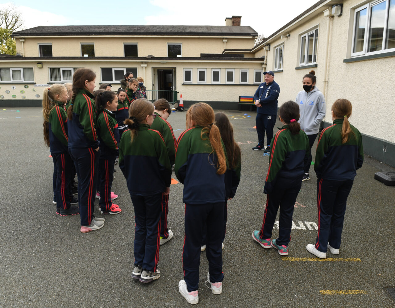 Forty Leinster CCROs on the ground to support clubs and schools