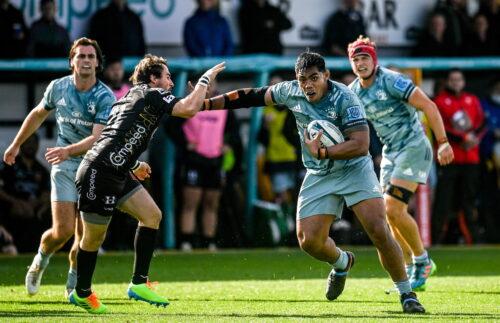 Global Broadcast Information – Glasgow Warriors v Leinster Rugby