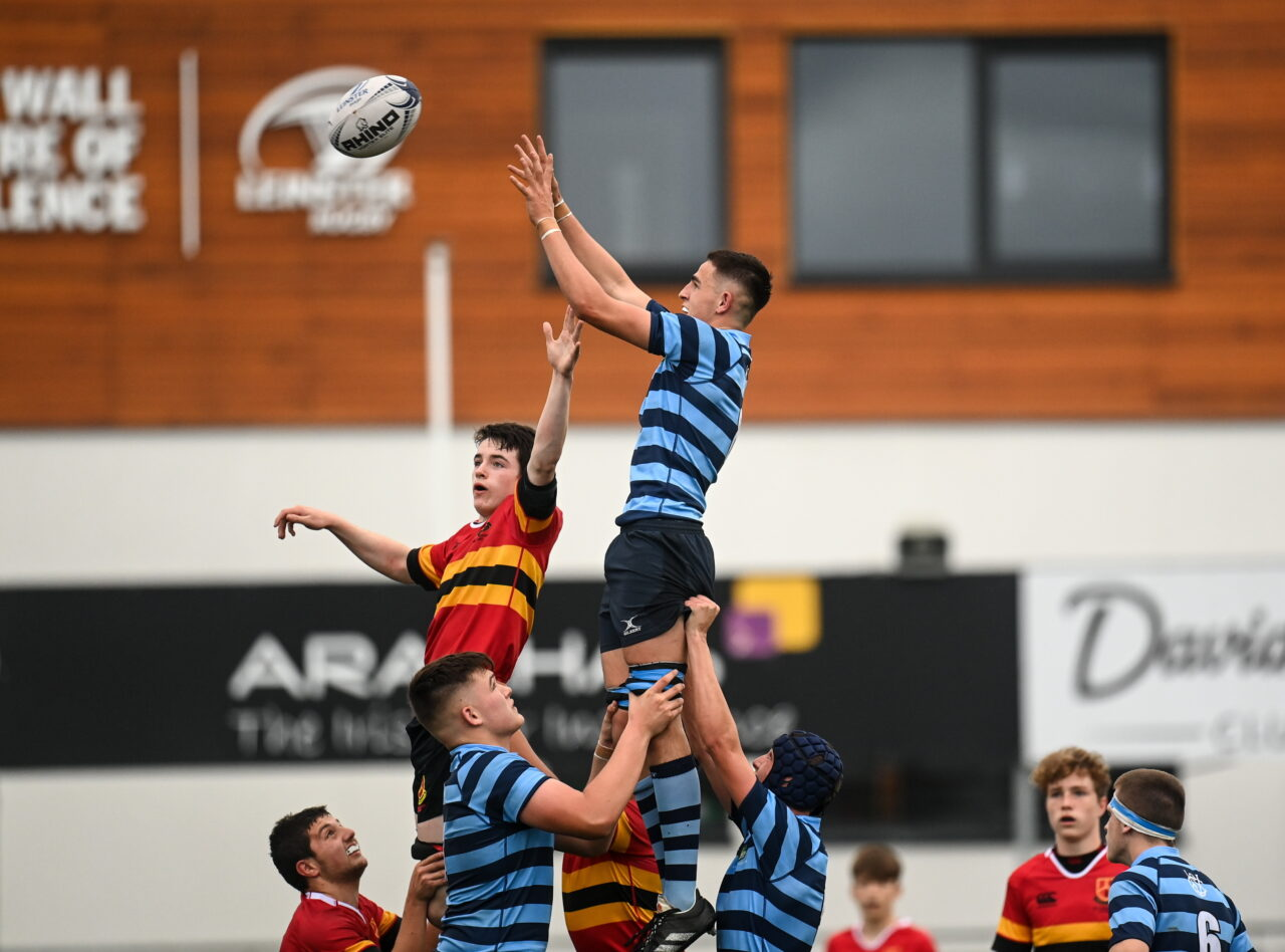 Leinster Schools Junior Cup semi-final details confirmed